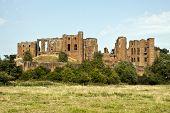 Kenilworth Castle, Kenilworth, Warwickshire, England, Uk,