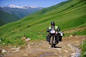Adventure Motorcycling In Caucasus