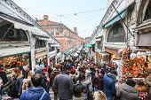 Rialto Markets In Venice