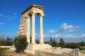 Temple Of Apollo, Cyprus