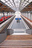 Lubeck Railway Station