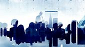 image of seminar  - Diversity People Seminar Learning Cityscape Concept - JPG
