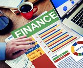 FInance Business Management Money Office Place of Work Concept