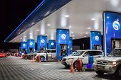 Enoc Petrol Station In Dubai