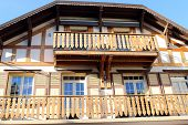 pic of chalet  - Luxury Ski Chalet in France - JPG