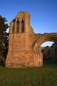Lilleshall Abbey Tower In Shropshire