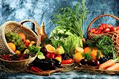 picture of food groups  - Fresh Vegetables - JPG