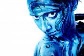 Bodypainting Projekt: Kunst, Mode, Schönheit