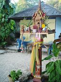 Shrine On The Beach