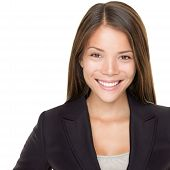 Business People: Young Asian Businesswoman