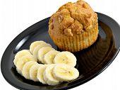Banana & Muffin