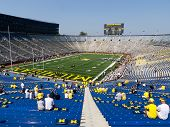 The Big House - Michigan Stadium