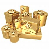 Gilded Presents 01