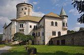 Budatin castle