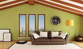 Moderne Dachgeschoss