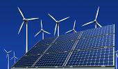 Mono-crystalline solar panels
