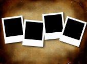 Blank Photo Frames