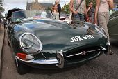 Jaguar E Type