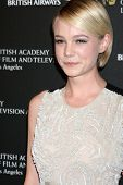 LOS ANGELES - NOV 4: Carey Mulligan at the 18th annual BAFTA Los Angeles Britannia Awards held at th
