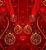 Xmas Festive Holiday Design