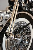 Motorcycle Wheel II