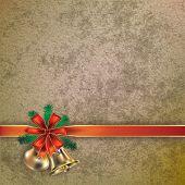 Christmas Greeting With Handbells