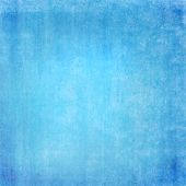 Grunge Background In Blue