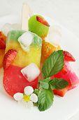 Frozen Fruit Juice