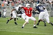 Penn State quarterback Matt McGloin
