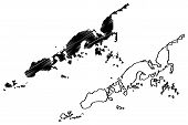 Aleutians East Borough, Alaska (boroughs And Census Areas In Alaska, United States Of America,usa, U poster