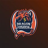 Iger Vector Logo Template. Lion Sport Gaming Mascot Logo Template. Wild Animals Tiger Sport. Esport  poster