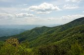 Great Smokey Mountains In North Carolina