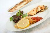 pic of mahi  - fish fillet dinner - JPG