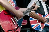 Guitars At Festival