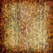 Grunge Abstract Background With