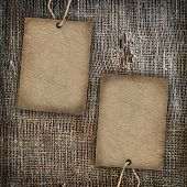 Background Texture Vintage Burlap