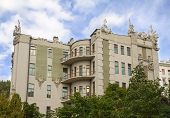 The House With Chimeras - President Residence, Kyiv, Ukraine
