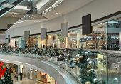 Shopping Mall Interior