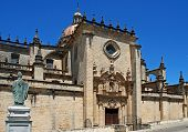 Cathedral, Jerez de la Frontera, Spain.
