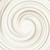 Cream swirl background