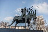 London's Hyde Park Statues