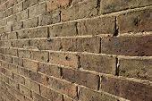 Diagonal Angle Of Brick Wall