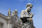 Statue of Saint Peter the Apostle