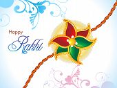 Abstract Raksha Bandhan Wallpaper