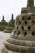 The Borobudur Stupa