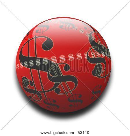 Dollar Ball poster