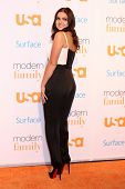 LOS ANGELES - OCT 28:  Ariel Winter at the Modern Family on USA Network Fan Appreciation Event at Vi