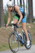 Triathlete Heather Wurtele Of Kelowna, Bc