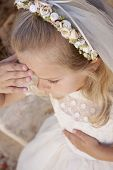Girl First Holy Communion