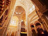 Mosque-cathedral In Cordoba, Spain